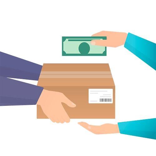 Курьерская доставка наложенным платежом