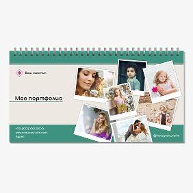 Шаблон календаря студии фотографии